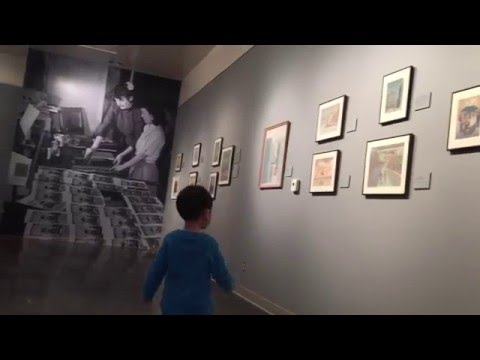 Bakersfield Museum Of Art (bonus footage)
