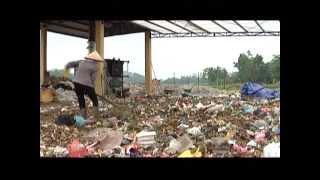 lò đốt rác công nghệ Nhật Bản