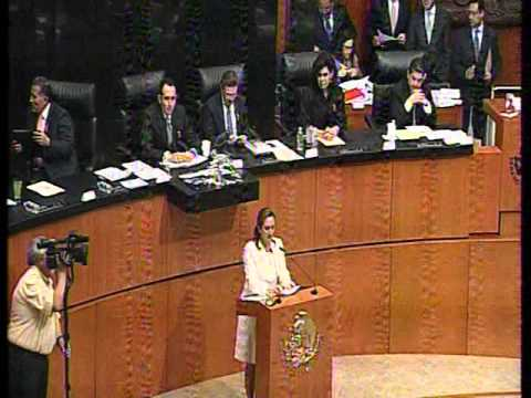Comparecencia de Claudia Ruiz Massieu, titular de la SRE por 3er Informe de Gobierno
