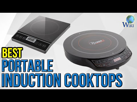 7 Best Portable Induction Cooktops 2017