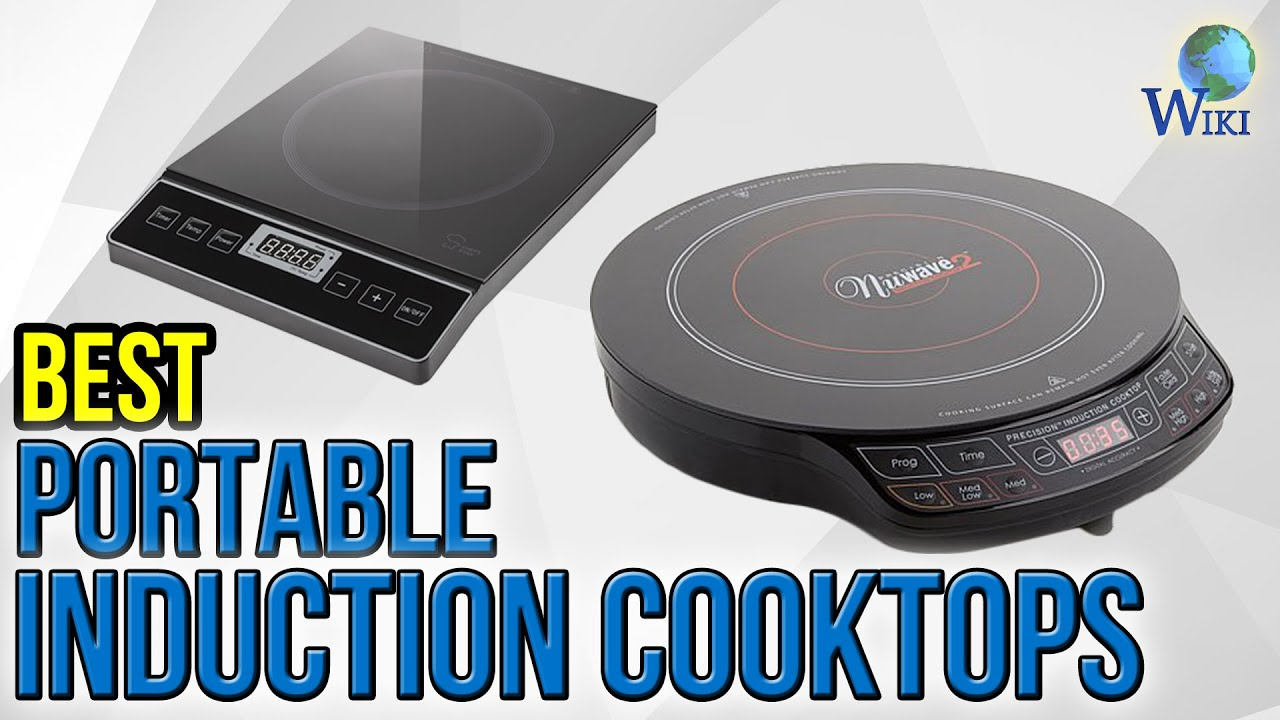 7 best portable induction cooktops 2017 youtube. Black Bedroom Furniture Sets. Home Design Ideas
