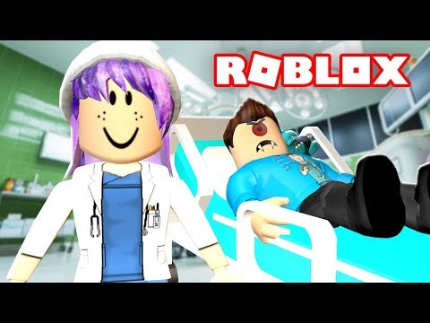 DR. AUDREY CURED MY ANGER! | Roblox Hospital Roleplay w/ RadioJH Games!