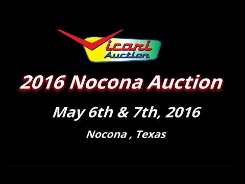 Vicari Auctions: Nocona, TX 2016 - Full Auction Video HD