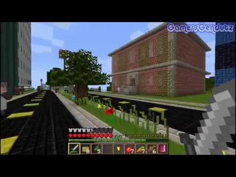 Kotanya bagus D  Minecraft Custom Map Redemption - part 7