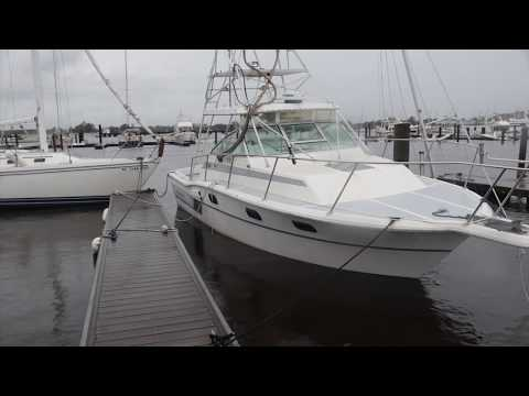 Hurricane Florence New Bern NC - BridgePointe Marina B-Dock Part 1