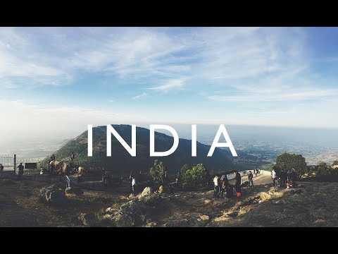 BACKPACKING INDIA - GoPro (HD)