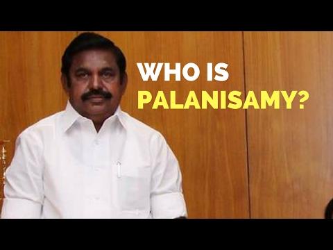 Who is Edappadi K.Palanisamy ? | Biography