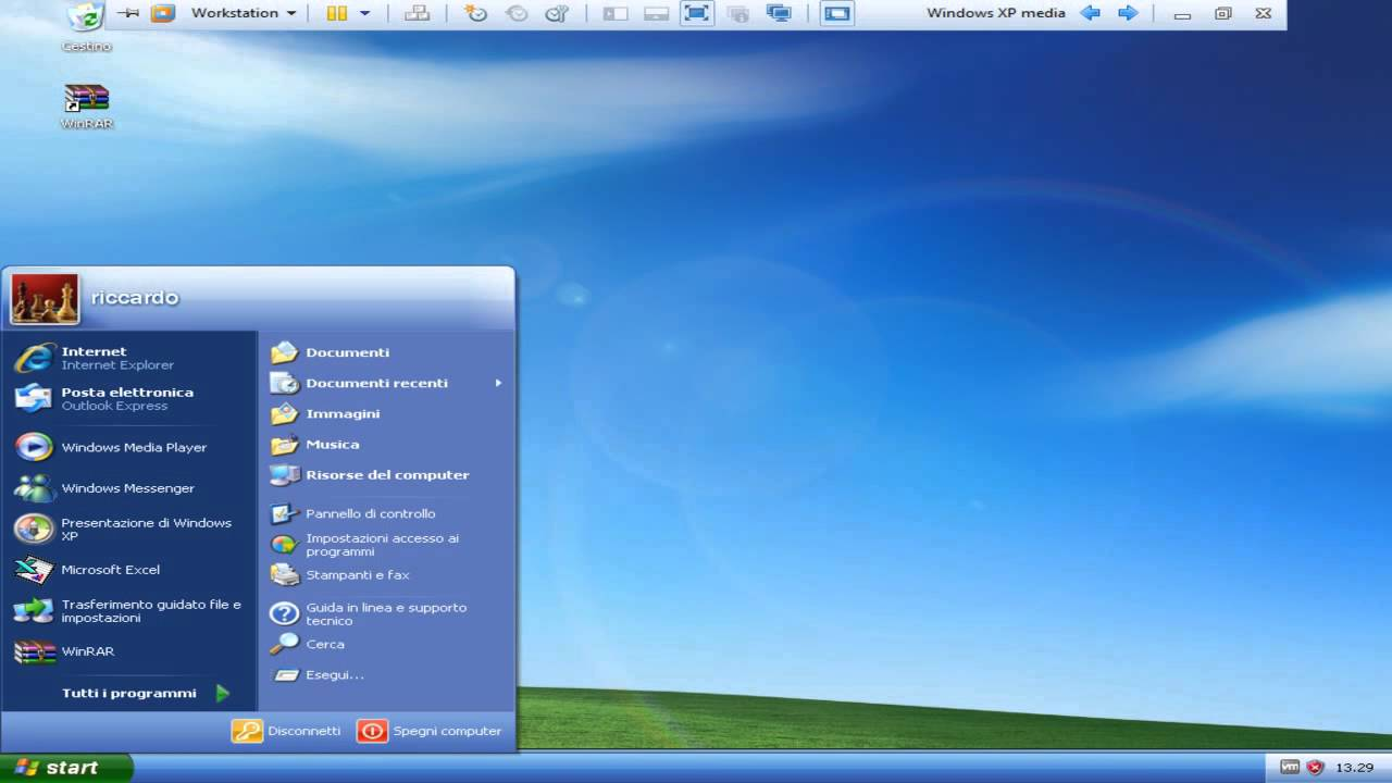windows xp media center edition sp3