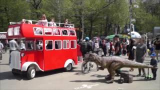 1 мая 2017  Ставрополь парк победы