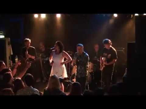Hashtag Funk live at Nottingham Bodega 27th June 2014.
