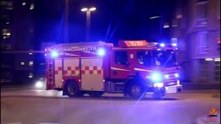European Fire Trucks - apparatus from 8 countries