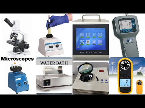 Microbiology Lab Equipment | Part 2 Of 3 | Basic And General Use| For Beginners
