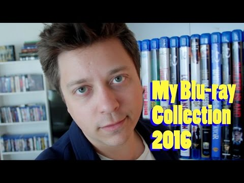 My Blu-ray Collection 2016