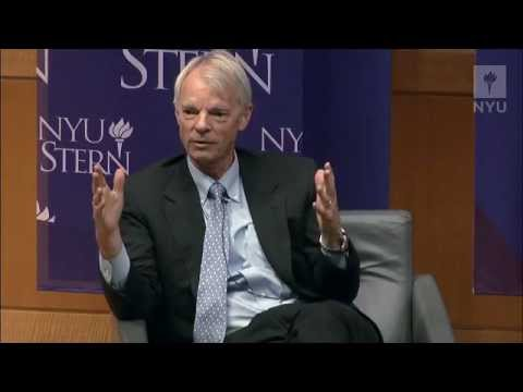 Nobel Laureate Professor Michael Spence & The Economist's Matthew Bishop Talk about Jobs