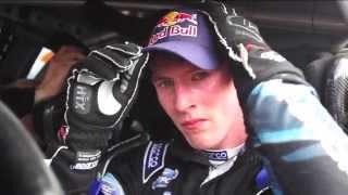 WRC 2014 - ELFYN EVANS - Rally Fitness TEST - Ford MSPORT