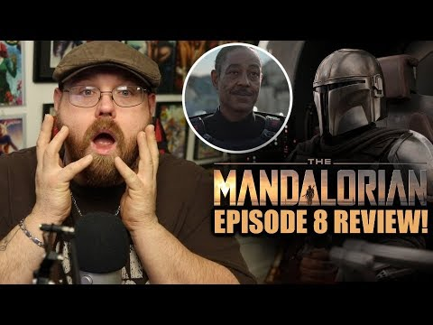 The Mandalorian | Episode 8 - REVIEW......WTF?!!!