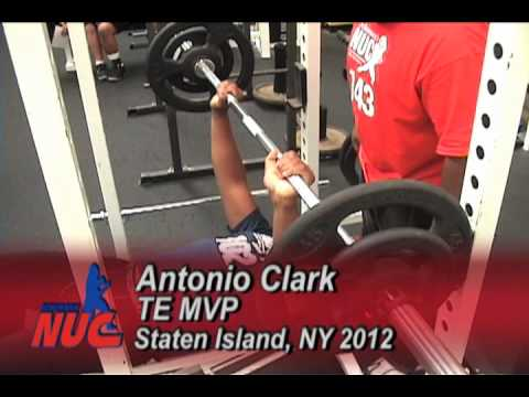 NUC- Staten Island Combine- Grade 11 MVP's