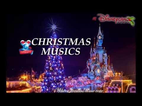 Hark ! The Herald Angels Sing - Christmas Music [HQ] - Disneyland® Paris