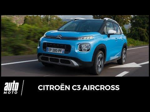 2018 Citroën C3 Aircross [ESSAI] : chevrons sauvages (avis, fiche technique, prix)