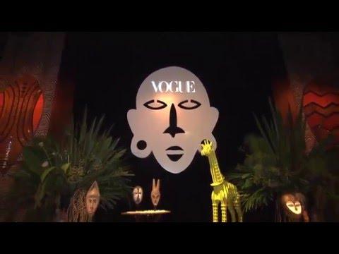 Baile Vogue 2016 - Parte 1