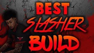 NBA 2K17 OP SLASHER BUILD !!! | THEY BEEN SLEPT ON !
