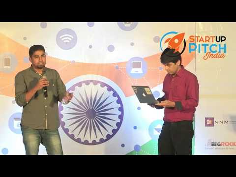 GetParking   Innovative Parking Solutions   Startup Pitch India
