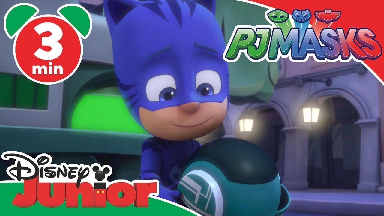 Download PJ Masks | Romeo's Super Friendly Robot - Sneak Peek | Disney Junior UK