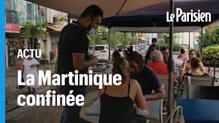 Des touristes en Martinique : «On s'est fait vacciner pour venir et au final on est confinés»