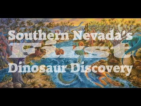 Southern Nevada's First Dinosaur Discovery