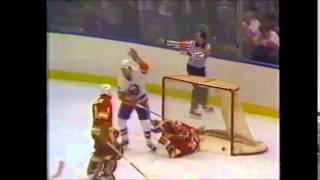 1984-5 NY Islanders regular season news clips and highlights