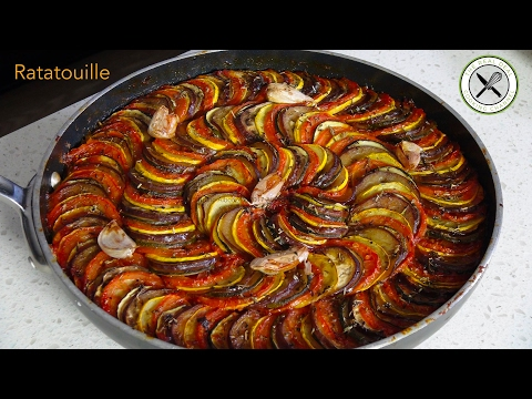 Binging with Babish: Ratatouille (Confit Byaldi) from R... | Doovi