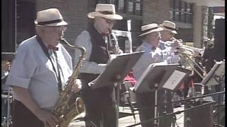 The Nisky Dixie Cats at Niska-Day Parade 2017