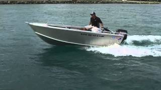 2016 Quintrex 420 Renegade T.S - Boat Reviews on the Broadwater