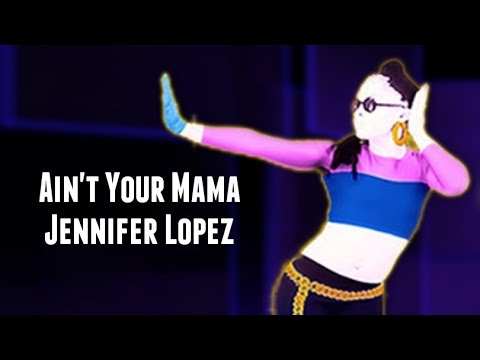 Just Dance Fanmade Swap | Ain't Your Mama - Jennifer Lopez