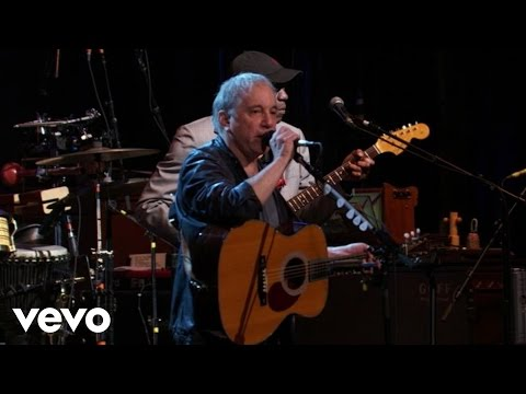 Paul Simon - The Boy In The Bubble