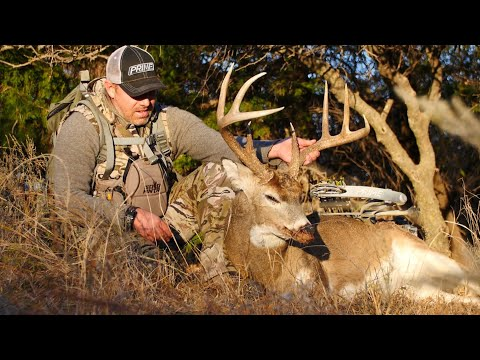 S:8 E:6 OKLAHOMA WHITETAIL HUNT During The Rut With Tim Burnett
