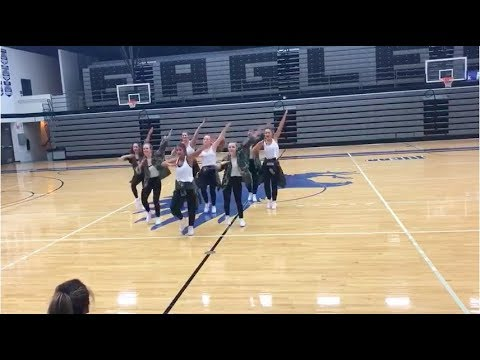 kirkwood-community-college-dance-team-//-state-preview-//-hip-hop