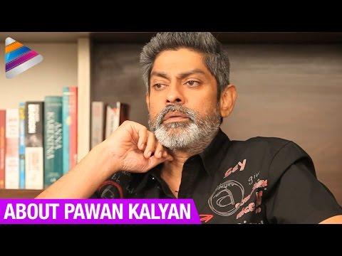 Jagapathi Babu about Pawan Kalyan   Meet The Star   Jaggu Bhai   Telugu Filmnagar
