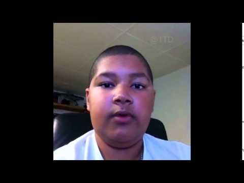 ORIGINAL All Around Me Are Familiar Faces Black Kid Singing Vine - Mad World Gary Jules