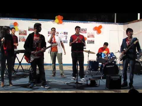 Vector's Christmas performance 2015