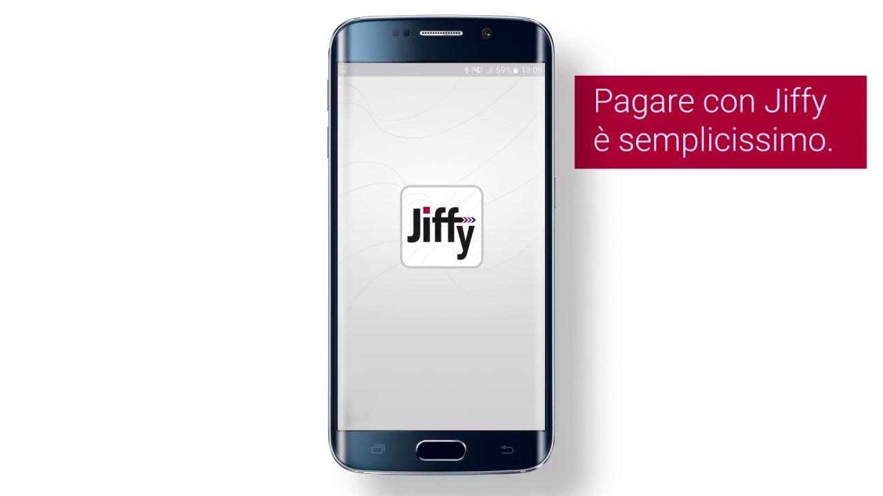 Come pagare la spesa con Jiffy - YouTube