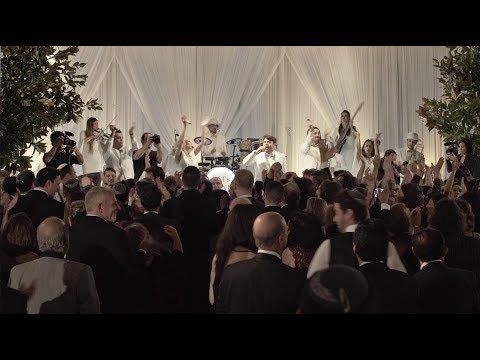 ELI's BAND - Hora   Modern Jewish Wedding Entertainment