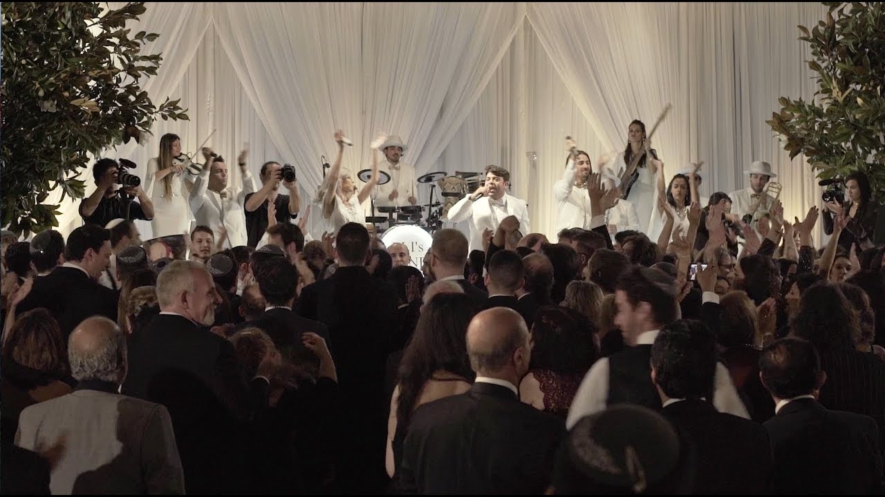 ELI's BAND - Hora | Modern Jewish Wedding Entertainment