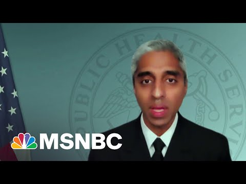 Surgeon General: Misinformation Keeping People From Getting Vaccinated