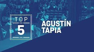 #Top5 Puntazos Agustín Tapia 2019 - World Padel Tour