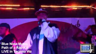 [BNTV] - BNM - Path of a Rap Kat LIVE in Tacoma Wa July 22nd 2012