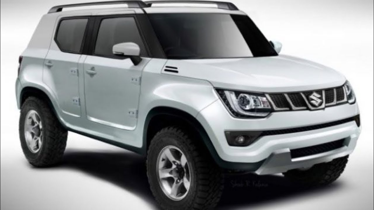 2018 maruti suzuki jimny india launch date interior and exterior features youtube. Black Bedroom Furniture Sets. Home Design Ideas