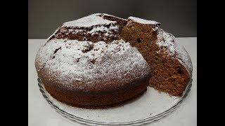 """""""Негритенок"""" - Пирог на воде к чаю. Просто и Вкусно!!!"""