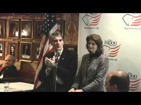 Senators Murkowski and Udall address The Ripon Society