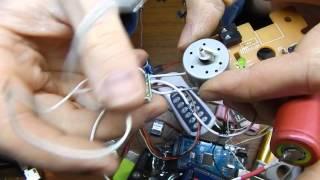 Один из вариантов реверса для электродвигателя своими руками Motor reverse